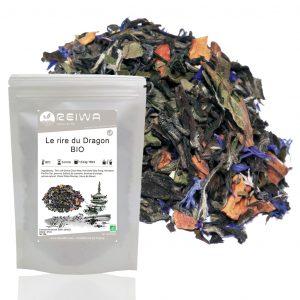 thé blanc rire du dragon bio reiwa thé