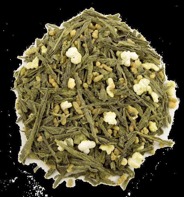 thé vert genmaicha n matcha bio reiwa thé