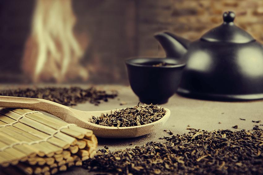 thé bio ou café pour démarrer la journée ?